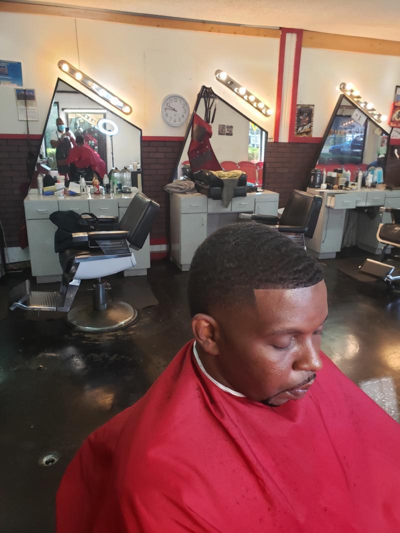 Spike Scott's profile on Ring My Barber